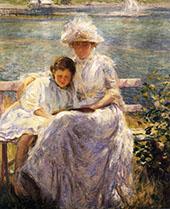 June Sunlight 1902 By Joseph de Camp