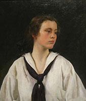 Sally 1907 By Joseph de Camp