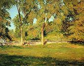 September Afternoon 1895 By Joseph de Camp