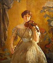 The Kreutzer Sonata 1912 By Joseph de Camp