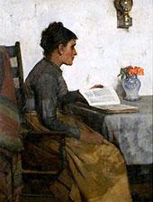 Her Comfort 1889 By Albert Chevallier Tayler
