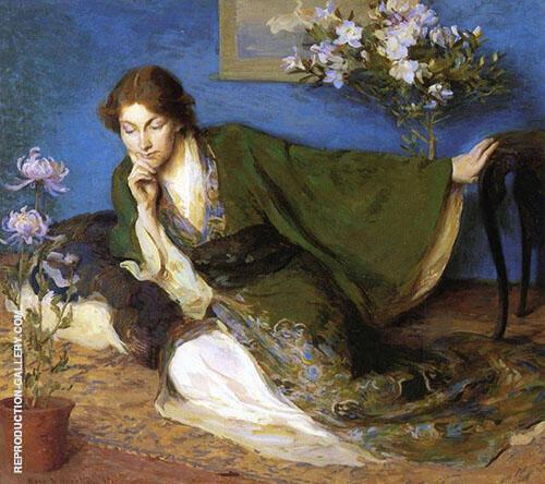La Japonaise 1897 By Mary Brewster Hazelton