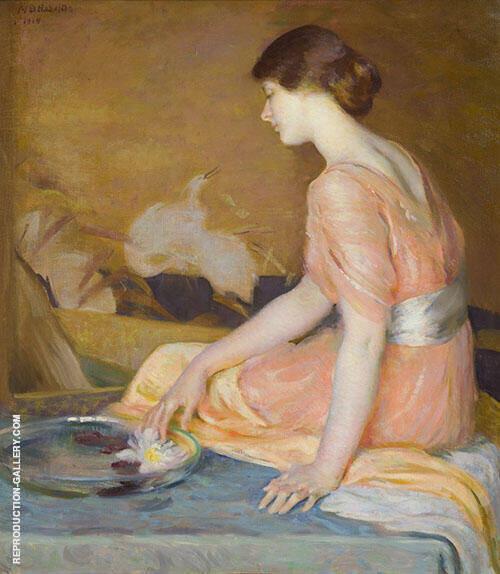 Reverie By Mary Brewster Hazelton
