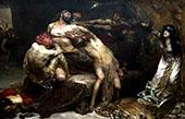 Samson c1887 By Solomon Joseph Solomon