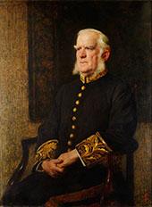Sir Edward George Clarke By Solomon Joseph Solomon
