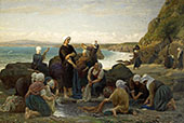 The Washerwomen By Jules Breton