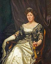 Lady Elizabeth McAlister By Thomas Benjamin Kennington