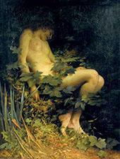 Nest of The Dryad By Thomas Benjamin Kennington