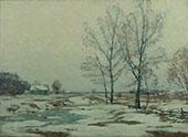 Fallow Acres By John F Carlson