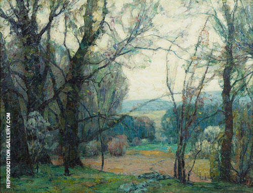 Spring Meadows By John F Carlson