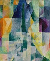 Simultaneous Windows By Robert Delaunay