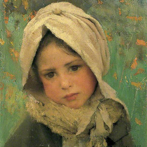 Oil Painting Reproductions of George Clausen