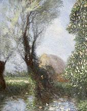 A Little Brook in Essex By Sir George Clausen