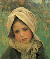 A Little Child 1888 By Sir George Clausen