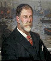 Arthur Lewis Leon 1906 By Sir George Clausen