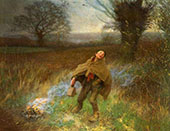 Birdscaring 1896 By Sir George Clausen
