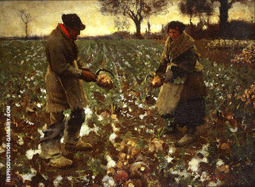 December 1882 By Sir George Clausen