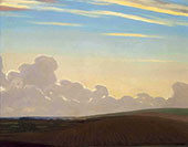 Early Morning By Sir George Clausen