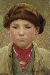 Farmer's Boy 1884 By Sir George Clausen