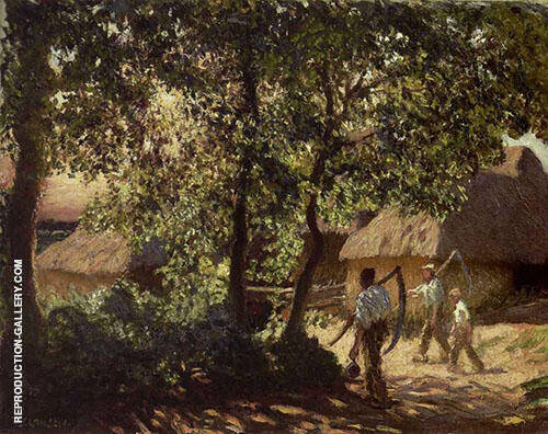 Haymakers 1908 By Sir George Clausen