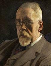Henry Festing Jones 1923 By Sir George Clausen
