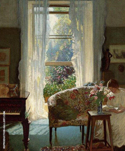 Interior By Sir George Clausen