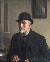 James Osborne 1913 By Sir George Clausen