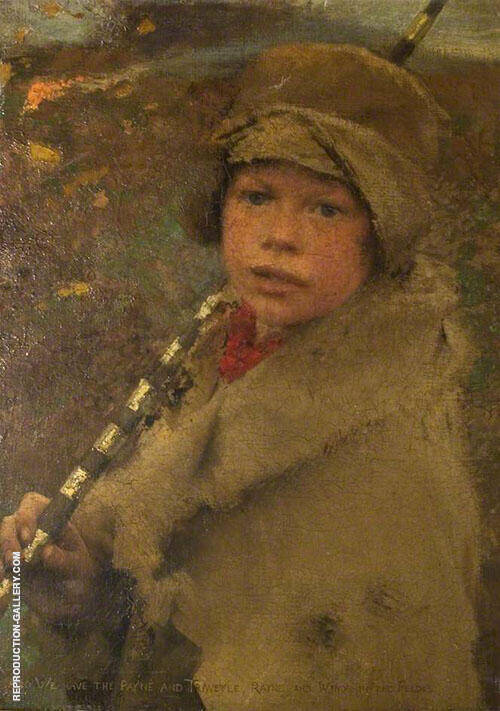 The Farmer's Boy 1888 By George Clausen