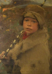 The Farmer's Boy 1888 By Sir George Clausen