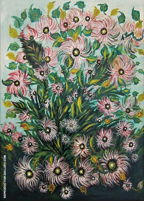 Bouquet de Fleurs By Seraphine Louis