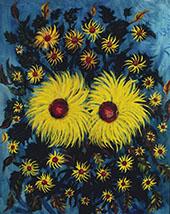 Deux Grandes Marguerites By Seraphine Louis