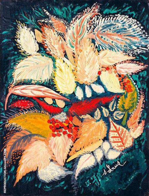 Grand Bouquet de Fleurs By Seraphine Louis