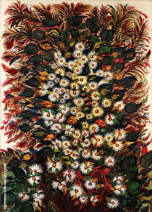 Les Grandes Marguerites By Seraphine Louis