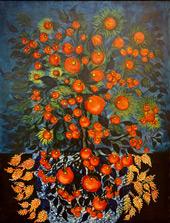 Les Pommes Aux Feuilles By Seraphine Louis