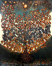 The Tree of Life 1928 By Seraphine Louis