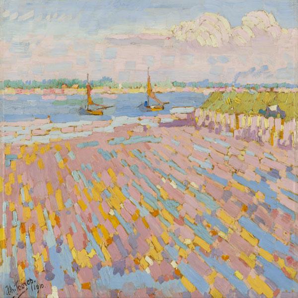 Oil Painting Reproductions of Jan Toorop