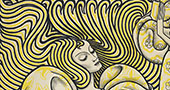 Poster for Salad Oil By Jan Toorop