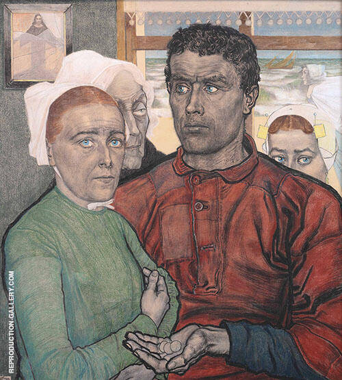 Faith and Reward By Jan Toorop