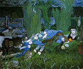 The New Generation By Jan Toorop