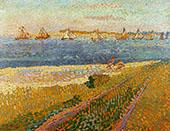 The Schelde at Veere By Jan Toorop