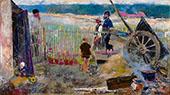 De Gaudwief 1884 The Scrapegrace By Jan Toorop