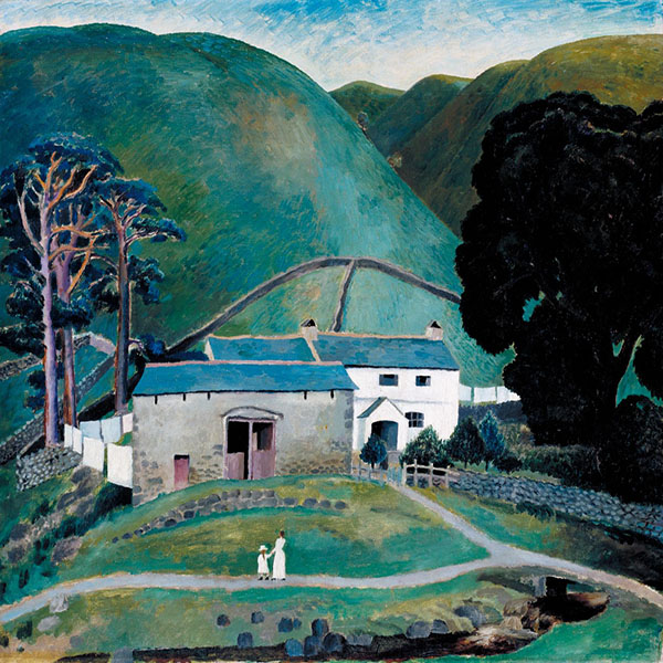 Oil Painting Reproductions of Dora Carrington