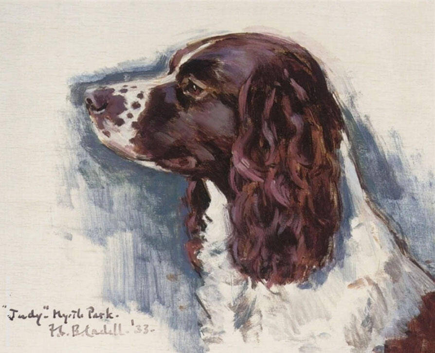 Judy By Francis Campbell Boileau Cadell