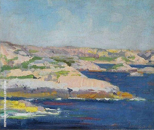 Iona 1914 By Francis Campbell Boileau Cadell