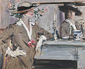 Reflection By Francis Campbell Boileau Cadell