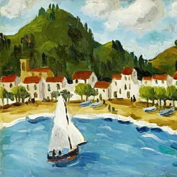Oil Painting Reproductions of Christopher Wood