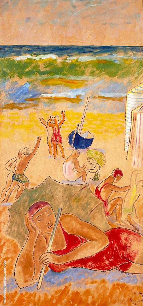 Baderskor By Isaac Grunewald