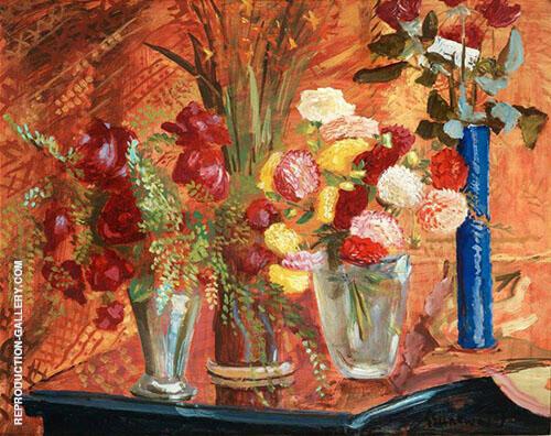 Birthday Flowers By Isaac Grunewald