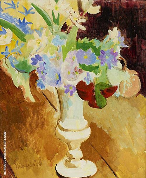 Floral Bouquet By Isaac Grunewald