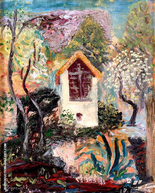 Garden Saltsjobaden By Isaac Grunewald